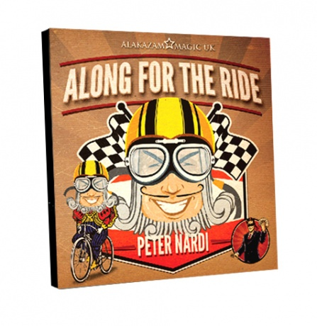 Along for the Ride by Peter Nardi