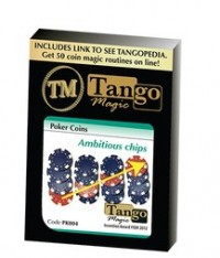 Ambitious Chip (Online Instructions) by Tango Magic