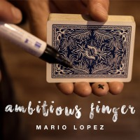Ambitious Finger by Mario Lopez