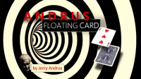 Andrus Floating Card by Jerry Andrus