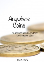 Anywhere Coins by Pablo Amira