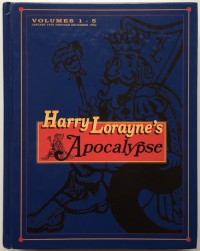 Apocalypse Volumes 1-5 by Harry Lorayne