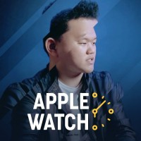 Apple Watch by by Zee J. Yan