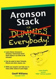 Aronson Stack for Everybody by Geoff Williams