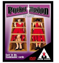 Pocket Illusion by Astor