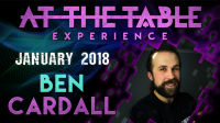 At The Table Live Lecture Ben Cardall January 17 2018 video (Download)