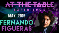 At The Table Live Lecture Fernando Figueras May 1st 2019