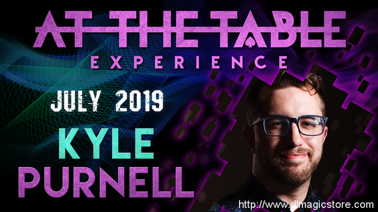At The Table Live Lecture Kyle Purnell July 3rd 2019