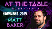 At The Table Live Lecture Matt Baker November 6th 2019 video (Download)