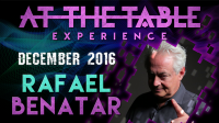 At The Table Live Lecture Rafael Benatar December 7th 2016