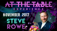 At The Table Live Lecture Steve Rowe November 1st 2017 video (Download)