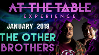 At The Table Live Lecture The Other Brothers January 3rd 2019