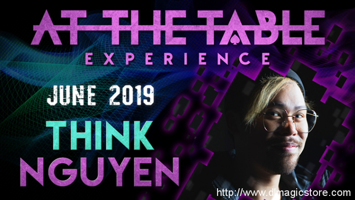 At the Table Live Lecture starring Think Nguyen