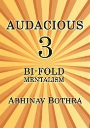 Audacious 3 Bi-Fold Mentalism by Abhinav Bothra