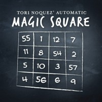 Automatic Magic Square presented by Tori Noquez