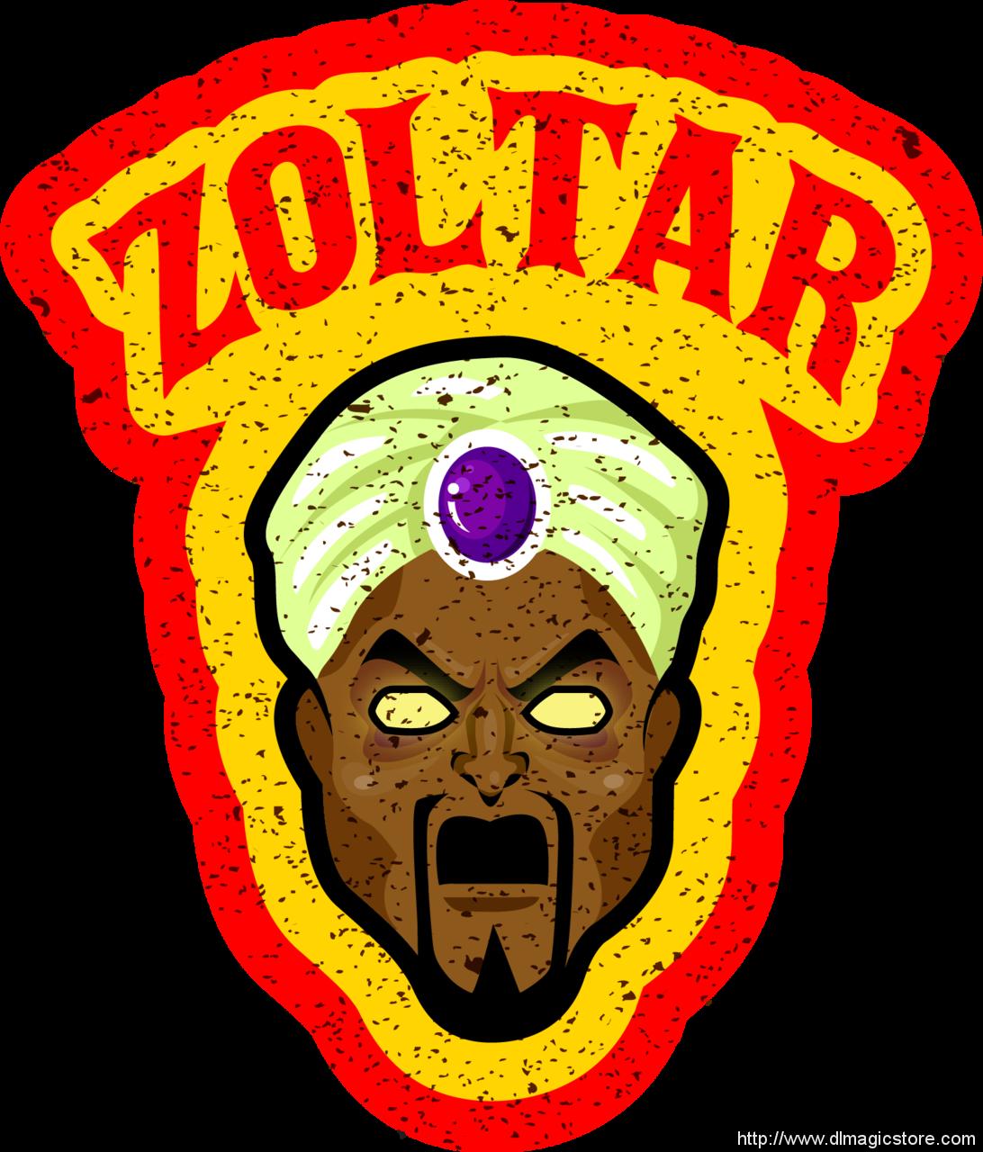 Automaton Zoltar by Luis Zavaleta (Instant Download)