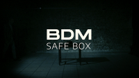BDM Safe Box by Bazar de Magia (Gimmick Not Included)
