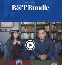 B&T Bundle by Byron Leung & Takumi Takahashi