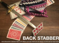 Back Stabber By Scott Alexander