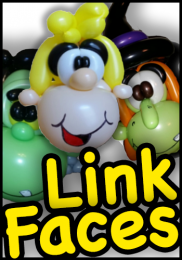 Balloon Blast – Link Faces