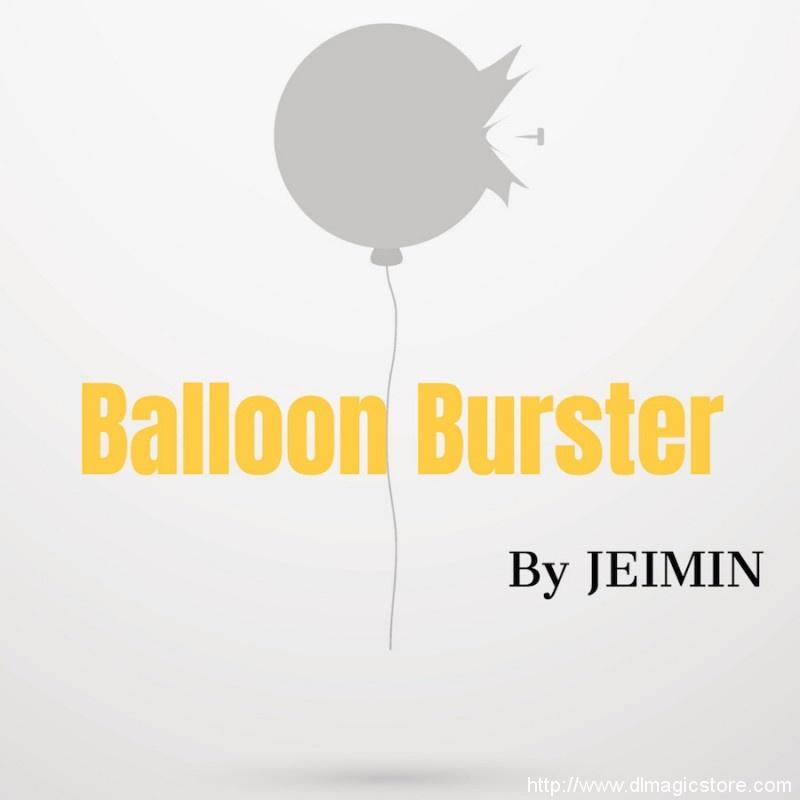 Balloon Bursterl by Jeimin