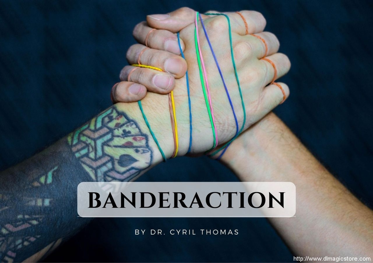 Banderaction by Dr. Cyril Thomas
