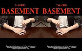 Basement by Takahiro (Gimmick Not Included)