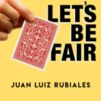 Let's Be Fair by Juan Luis Rubiales (Instant Download)