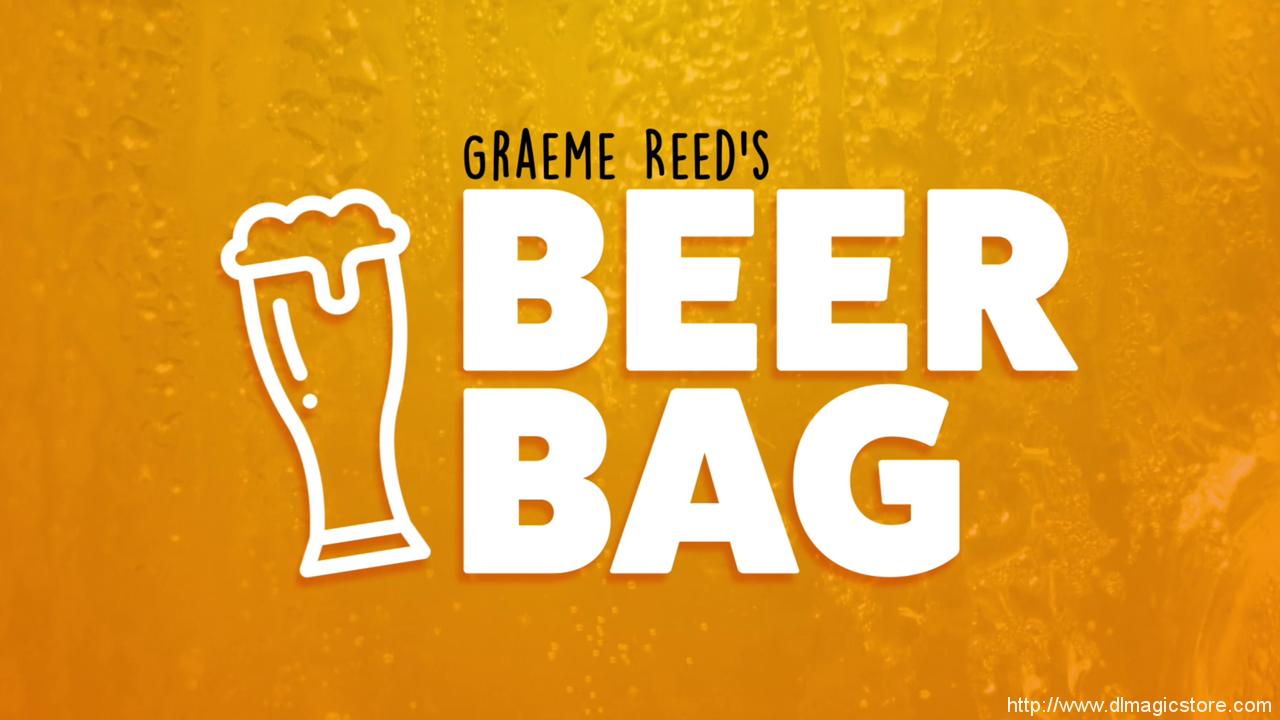 Beer Bag by Graeme Reed (Instant Download)
