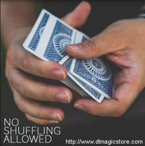 Benjamin Earl – No Shuffling Allowed – Week 3 – Deep Magic Seminar