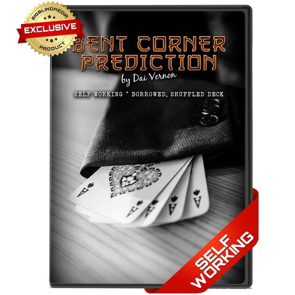 Bent Corner Prediction by Dai Vernon – Video Download