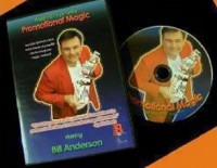 Bill Anderson Promotional Magic with Bill Anderson