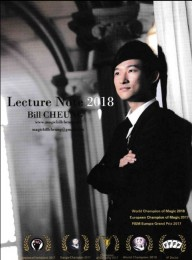 Bill Cheung – Lecture Notes 2018