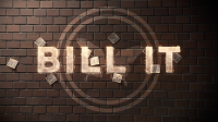 Bill It by SansMinds Creative Lab (Gimmick Not Included)