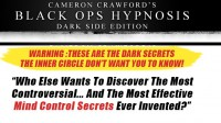 Black Ops Hypnosis 2.0 Dark Side Edition by Cameron Crawford