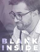 Blank Inside by Kyle Purnell