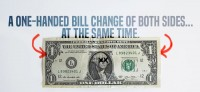 Blind Man's Bill Change by Lloyd Barnes