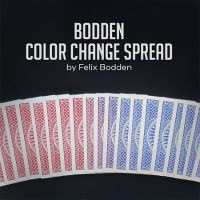 Bodden Color Change Spread by Felix Bodden