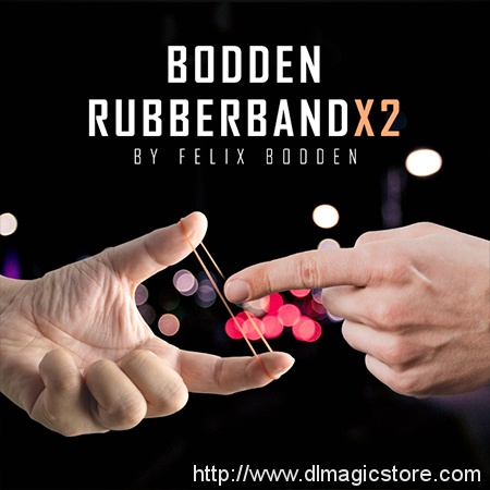 Bodden Rubber Band X2 by Felix Bodden