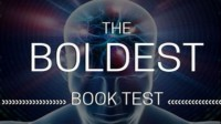 Boldest Book Test by Conjuror Community Club
