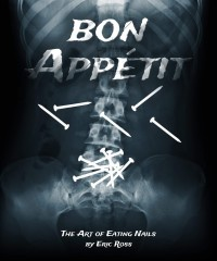 Bon Appétit (The Art of Eating Nails) by Eric Ross (Instant Download)