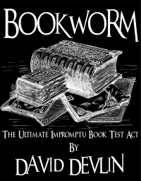 Bookworm – The Ultimate Impromptu Book Test Act by AMG Magic (Instant Download)