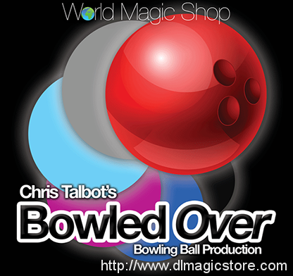 Bowled Over by Christopher Talbat