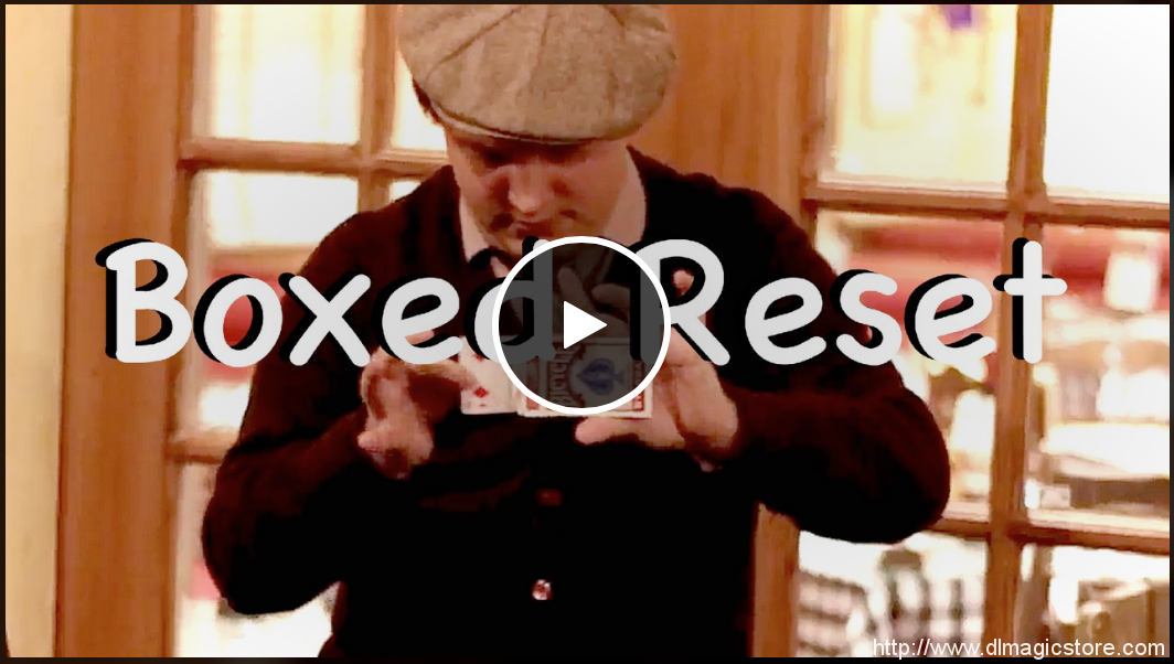 Boxed Reset By Michael O'Brien (Instant Download)