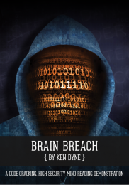 Brain Breach by Ken Dyne Ebook Only