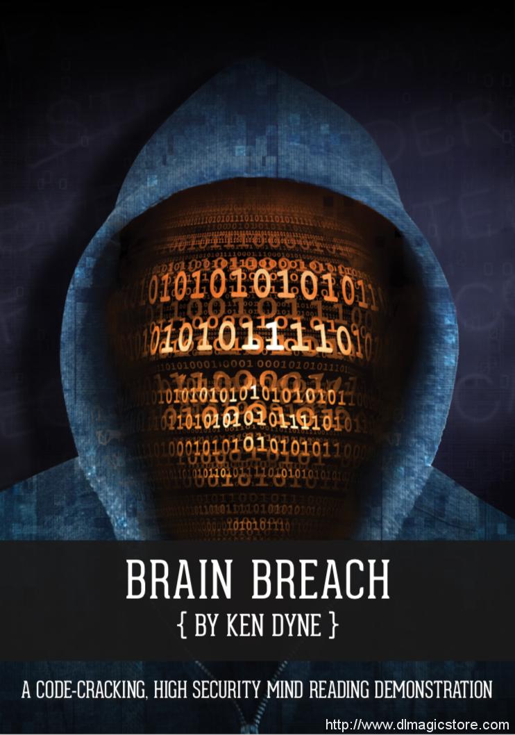 Brain Breach by Ken Dyne Ebook Only