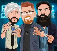 Branden Wolf, Dalton Wayne, and Nicholas Lawrence LIVE (Penguin LIVE)