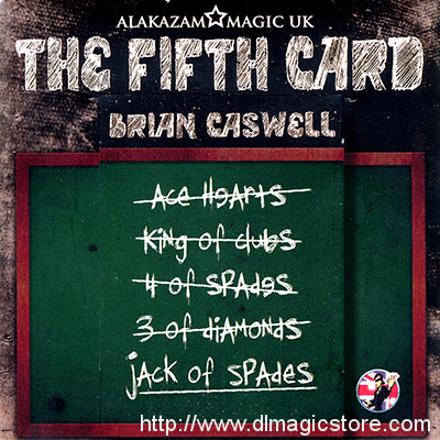 Brian Caswell – The Fifth Card