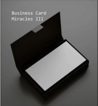 Business Card Miracles III