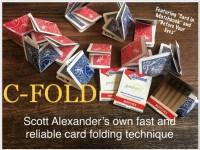 C – Fold By Scott Alexander (Instant Download)